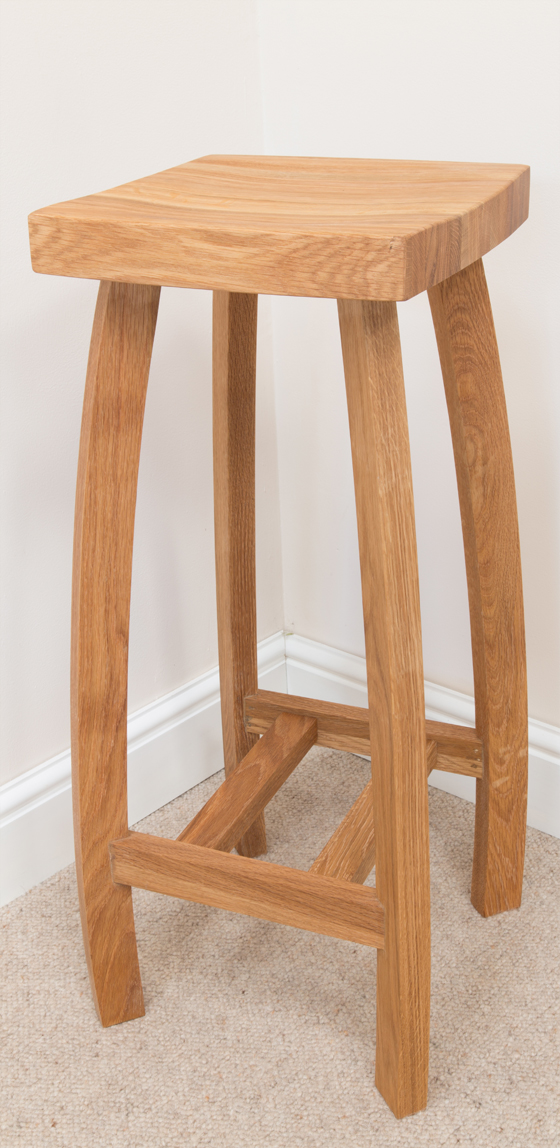 bali bar stool 085 solid oak timber seat bar stools bar stool