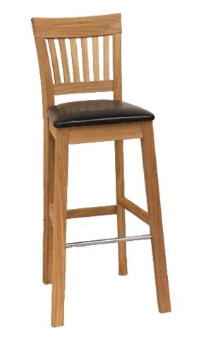 Fantastic Oak Bar Stools Wooden Stools Breakfast Bar Stools Kitchen Creativecarmelina Interior Chair Design Creativecarmelinacom