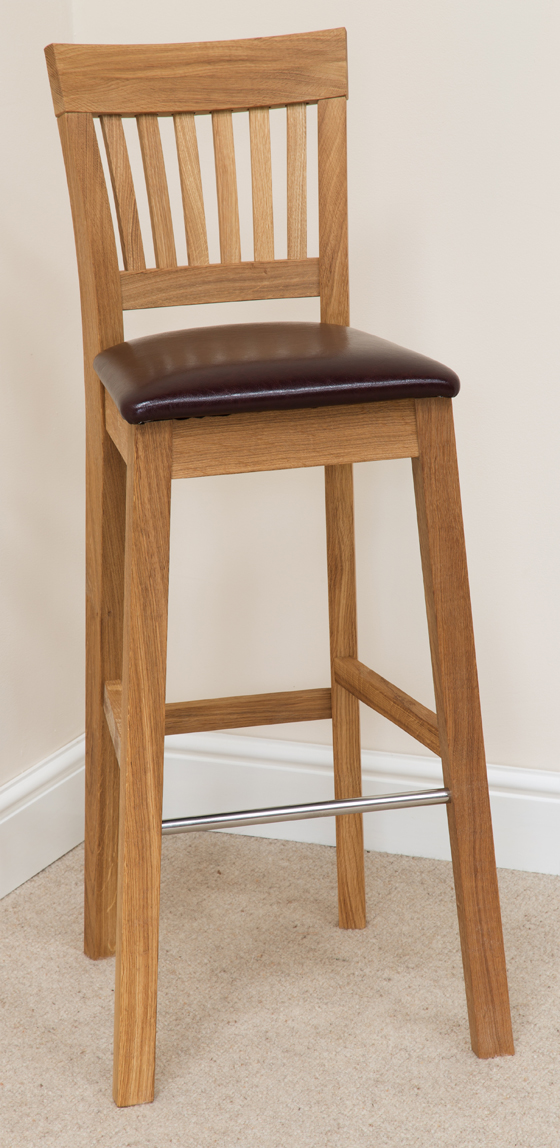 Fine Oak Bar Stools Wooden Stools Breakfast Bar Stools Kitchen Pdpeps Interior Chair Design Pdpepsorg